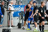 Fotball , 16. mai 2018 , Eliteserien<br /> Odd - Sandefjord<br /> Pau Morer Vicente, Sandefjord<br /> Foto: Christoffer Hansen , Digitalsport