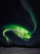 Alaska: Northern Lights (Dalton Highway: 08-09 Jan 20)