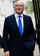 UNITED KINGDOM, London: 17 November 2015 Iain Duncan Smith Secretary of State for Work and Pensions arrives to attend Cabinet Meeting at 10 Downing Street in London, England. Picture by Andrew Cowie / Story Picture Agency