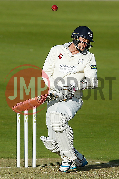 David Payne of Gloucestershire - Photo mandatory by-line: Rogan Thomson/JMP - 07966 386802 - 18/05/2015 - SPORT - CRICKET - Bristol, England - Bristol County Ground - Gloucestershire v Kent - Day 1 - LV= County Championship Division Two.
