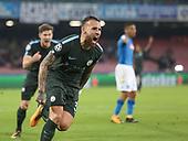 Napoli v Manchester City 011117