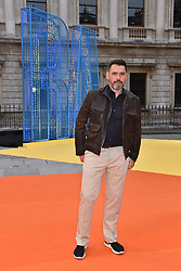 Roland Mouret at the Royal Academy of Arts Summer Exhibition Preview Party 2017, Burlington House, London England. 7 June 2017.