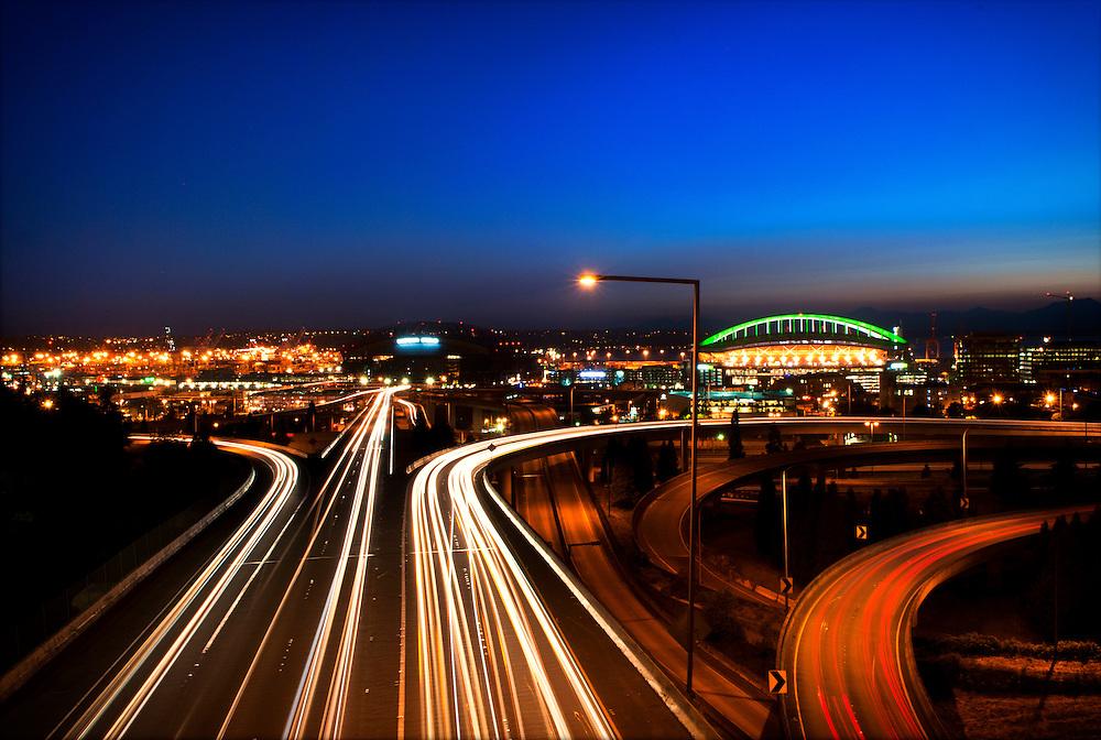 Dr. Jose Rizal Bridge, Seattle, WA