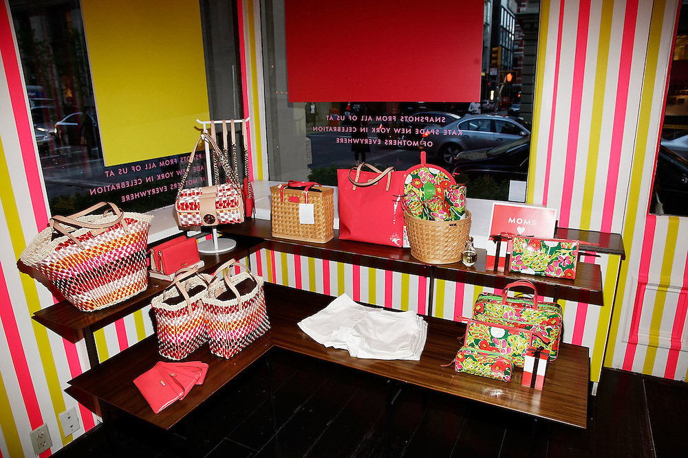 "NEW YORK - APRIL 22:  Atmosphere at  the book launch of ""my mother's clothes"" hosted by kate spade new york at kate spade new york on April 22, 2010 in New York City.  (Photo by Joe Kohen/WireImage for kate spade new york)"