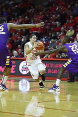 Nic Moore Illinois State Redbird Basketball Photos