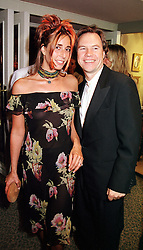 MISS TARA BERNERD daughter of property developer<br />  Elliot Bernerd and MR JOHN HITCHCOX, at a reception <br /> in London on 15th June 2000.OFH 71<br /> © Desmond O'Neill Features:- 020 8971 9600<br />    10 Victoria Mews, London.  SW18 3PY <br /> www.donfeatures.com   photos@donfeatures.com<br /> MINIMUM REPRODUCTION FEE AS AGREED.<br /> PHOTOGRAPH BY DOMINIC O'NEILL