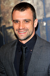 Ciaran Griffiths at the  Crime Thriller Awards  in London, Thursday, 18th October 2012 Photo by: Chris Joseph / i-Images