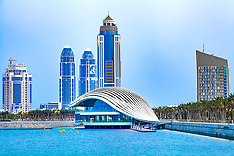 Lusail waterfront, Doha