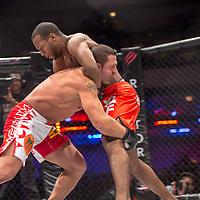 Nathan Jones vs. Mohammad Ali