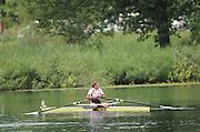 Lucerne, SWITZERLAND.  at the  2008 FISA World Cup Regatta, Round 2.  Lake Rotsee, on Sunday, 01/06/2008.  [Mandatory Credit:  Peter Spurrier/Intersport Images].Lucerne International Regatta. Rowing Course, Lake Rottsee, Lucerne, SWITZERLAND.