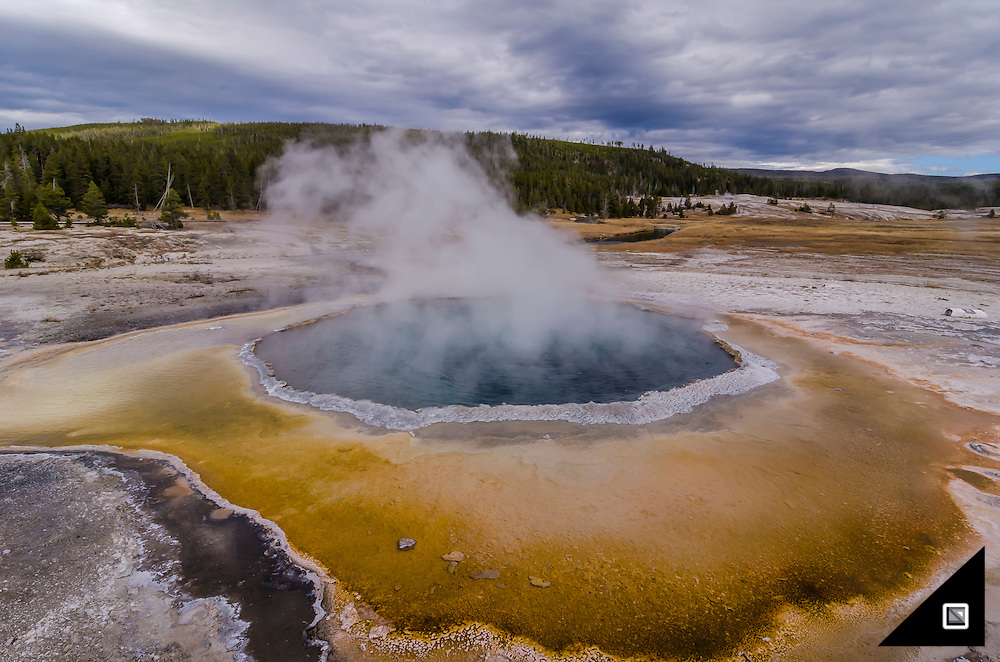 USA - Yellowstone National Park