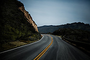Big Sur, April 4 2012 - The seaside road on the West coast between San Francisco and Los Angeles.