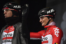 CYCLISME : Paris Nice - Stage 1 - 04 March 2018