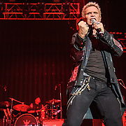 "COLUMBIA, MD - May 30, 2015 - Billy Idol performs at the 2015 Sweetlife Festival at Merriweather Post Pavilion in Columbia, MD. His set featured rock radio staples such as ""Rebel Yell,"" ""Eyes Without A Face"" and ""Dancing With Myself."" (Photo by Kyle Gustafson / For The Washington Post)"