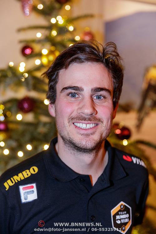 NLD/Veghel/20181221 - Presentatie van Team Jumbo, Jan Smeekens