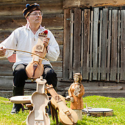 Suki Bilgorajskie traditional folk instrument in Poland