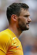Tottenham Hotspur goalkeeper Hugo Lloris (1) during the Pre-Season Friendly match between Tottenham Hotspur and Inter Milan at Tottenham Hotspur Stadium, London, United Kingdom on 4 August 2019.