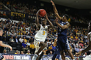 February 20, 2018 - Johnson City, Tennessee - Freedom Hall: ETSU guard Bo Hodges (3)<br /> <br /> Image Credit: Dakota Hamilton/ETSU