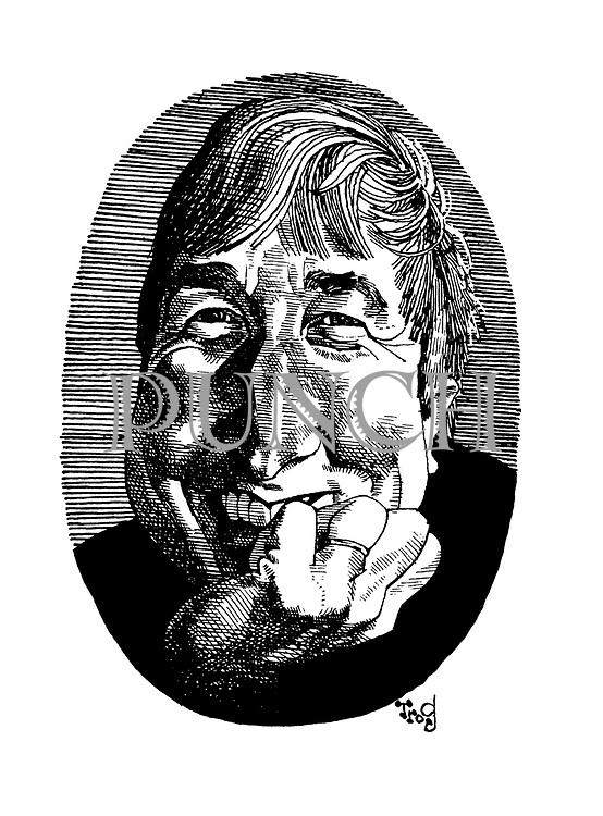 Passing Through (John Updike)