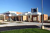 HHS Entrance & West Facade