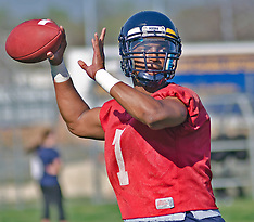 2012 A&T Football Spring Practice