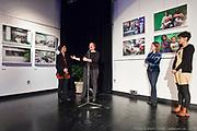 Vernissage de l'Exposition des photos de Kiran Ambwani et Caroline Hayeur prises à Haiti pour le CECI -  Maison de Haiti / Montréal / Canada / 2019-01-31, © Photo Marc Gibert / adecom.ca