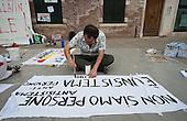 Democracia Real YA in Vencie