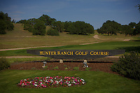 Hunter Ranch Golf Course Icons