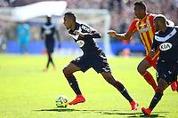 Isaac Kiese Thelin - 05.04.2015 - Bordeaux / Lens - 31eme journee de Ligue 1<br />Photo : Manuel Blondeau / Icon Sport