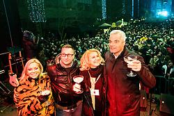 Sasa Arsenovic, Andrej Loncaric, Silvestrovanje v Mariboru, on December 31, 2019 and January 1, 2020  in Trg Leona Stuklja, Maribor, Slovenia. Photo by Vid Ponikvar/ Sportida