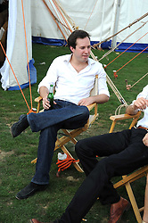JAMIE MURRAY-WELLS at the Cartier International Polo at Guards Polo Club, Windsor Great Park on 27th July 2008.<br /> <br /> NON EXCLUSIVE - WORLD RIGHTS