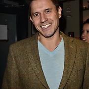 London,UK, 22th January 2015 : Jeremy Edwards attends the House of Ho 1st Birthday Party at Soho, London. Photo by See Li