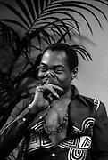 Fela Kuti on 1989 visit to London