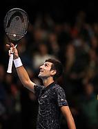 Nitto ATP Finals - Day Six - O2 Arena - 16 November 2018