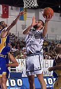 Eurobasket Turchia 2001 <br /> Italia-Bosnia<br /> Michele Mian