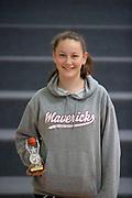 Eastern Mavericks u14 Girls div 2 Best Team Player Madeline Sharp