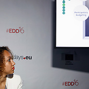 20160616 - Brussels , Belgium - 2016 June 16th - European Development Days - Localising the Sustainable Development Goals - Yentyl Williams , Founder , ACP Young Professionals Network © European Union