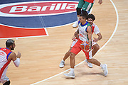 Cinciarini Andrea<br /> Nazionale Senior maschile<br /> Allenamento<br /> World Qualifying Round 2019<br /> Bologna 12/09/2018<br /> Foto  Ciamillo-Castoria / Giuliociamillo
