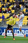 20160110 A League Football - Wellington Phoenix v Brisbane Roar