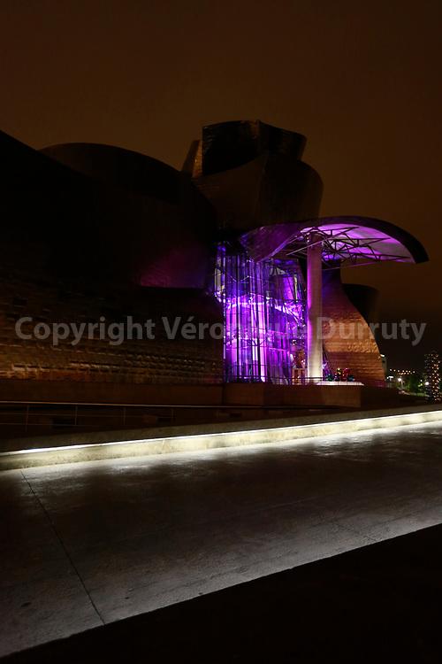Musée Guggenheim, Bilbao, Pays Basque, Espagne // Guggenheim museum, Bilbao, Basque country, Spain