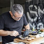 Grillbuch, Tom Heinzle, Vegetarisch, grillen, Food, Making Of
