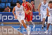 DESCRIZIONE : Gorizia U20 European Championship Men Qualifying Round Italy Spain <br /> GIOCATORE : Datome <br /> SQUADRA : Italy <br /> EVENTO : Gorizia U20 European Championship Men Qualifying Round Italy Spain Campionato Europeo Maschile Under 20 Qualificazioni Italia Spagna <br /> GARA : Italy Spain <br /> DATA : 12/07/2007 <br /> CATEGORIA : Palleggio <br /> SPORT : Pallacanestro <br /> AUTORE : Agenzia Ciamillo-Castoria/S.Silvestri <br /> Galleria : Europeo Under 20 <br /> Fotonotizia : Gorizia U20 European Championship Men Qualifying Round Italy Spain <br /> Predefinita :