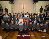 Rower & Inistioge confirmation 2015