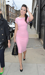 Daisy Lowe attends LFW: L'Wren Scott - s/s 2014 catwalk show in London, UK. 15/09/2013<br />BYLINE MUST READ : GOTCHAIMAGES.COM<br /><br />Copyright by © Gotcha Images Ltd. All rights reserved.<br />Usage of this image is conditional upon the acceptance <br />of Gotcha Images Ltd, terms and conditions available at<br />www.gotchaimages.com