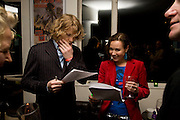 julian Rhind-Tutt; Amanda Mealing; Amnesty International launch of We Are All Born Free Ð The Universal Declaration of Human Rights in pictures for children  - and the world premiere of the short film Everybody plus exhibition of illustrations from the book. Waterstone's.  London. 27 October 2008.  *** Local Caption *** -DO NOT ARCHIVE-© Copyright Photograph by Dafydd Jones. 248 Clapham Rd. London SW9 0PZ. Tel 0207 820 0771. www.dafjones.com.