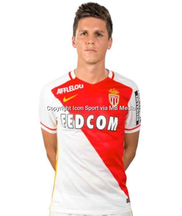 Guido CARRILLO - 15.09.2015 - Photo officielle Monaco - Ligue 1<br /> Photo : As Monaco / Icon Sport