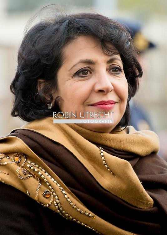 Khadija Arib copyright robin utrecht