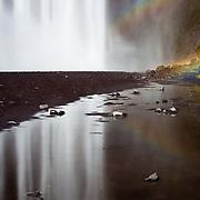 Waterfalls and Waterways