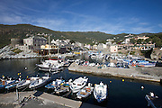 Port de Centuri, an old fishing harbour.