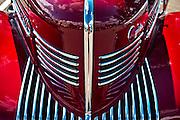 Grille of 1939 Royal Chrysler
